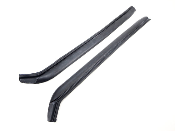 Quarter window transition channel seal set for Skyline Hakosuka 2D HT / Kenmeri 2D HT / Laurel 2D HT