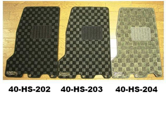 Custom Floor Mat set for Honda S500 S600 S800 Series