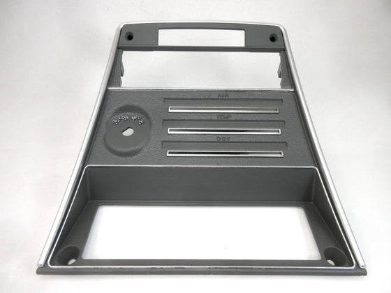 Datsun 240Z 1969 Low VIN Gray Heater control finally available!  LIMITED SUPPLY