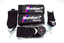 Number 7 Performance 5 points seat belt