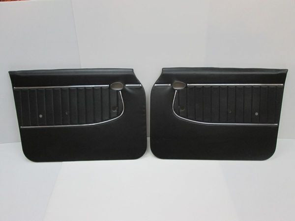 Nissan Skyline Hakosuka GT-R early 4D front door panel set (NO INT'L SHIPPING)