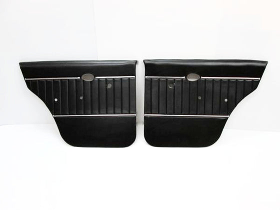 Nissan Skyline Hakosuka GT-R Early 4D Rear Door Panel set (NO INT'L SHIPPING)