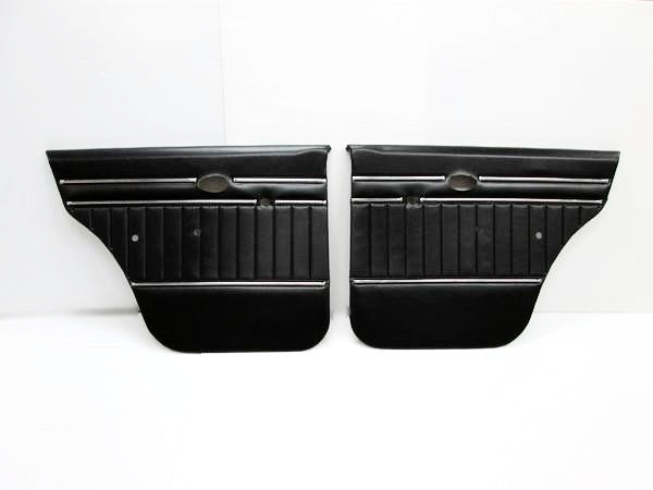 Nissan Skyline Hakosuka GT-R late 4D rear door panel set (NO INT'L SHIPPING)