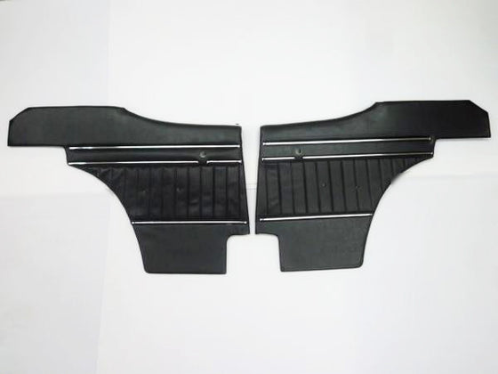 Nissan Skyline Hakosuka 2 Door HT GT-R rear interior panel set (NO INT'L SHIPPING)  Out of Stock till Sep 2019