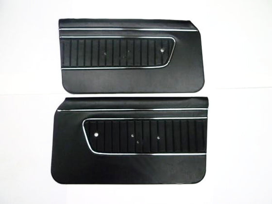 Nissan Skyline Hakosuka 2 Door HT GT-R front door panel set (NO INT'L SHIPPING)