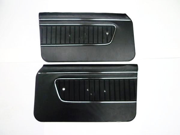 Nissan Skyline Hakosuka 2 Door HT GT-R front door panel set (NO INT'L SHIPPING) Out of Stock till Sep 2019