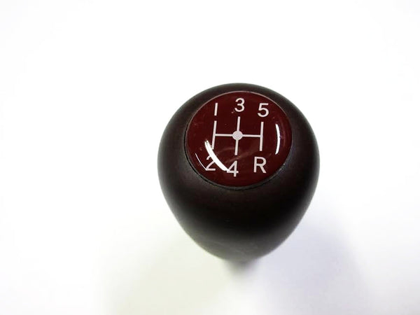 "Shift knob for Skyline Hakosuka 1972 and all Kenmeri Skyline with ""5 speed pattern"""
