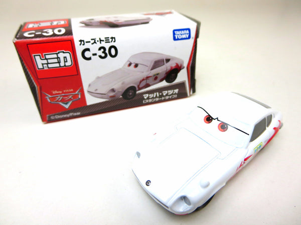 Mach Matsuo by Tomica (Only sold in Japan)