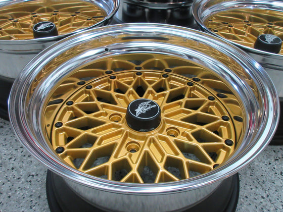 Star Road Glow Star Wheels for Datsun 240Z 260Z 280Z Skyline Hakosuka Kenmeri