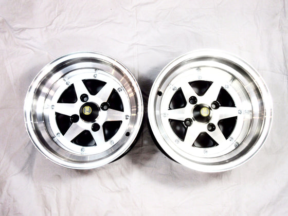 "Longchamp Wheels 15"" Series for Vintage Japanese cars"