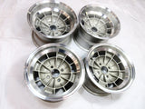 NEO TOSCO (Vintage TRD style) Wheels for Vintage Toyota cars