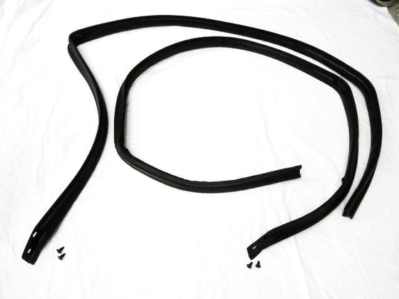 Complete Weatherstrip set for  Skyline Hakosuka 2 Door HT