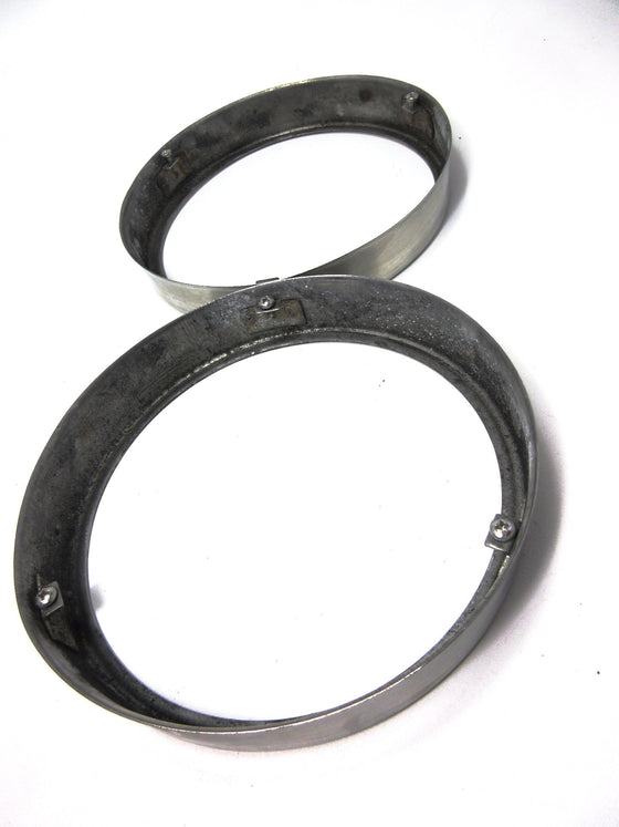 Subaru 360 Sambar Van / Truck Headlight ring set Reproduction