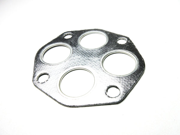 Exhaust pipe to muffler gasket for Honda S600