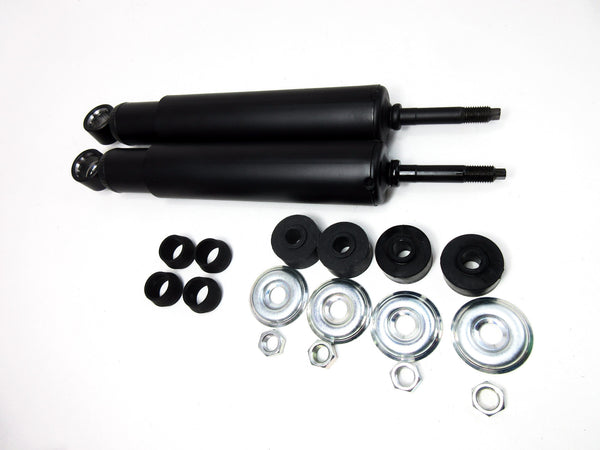 Rear shock set for Subaru 360 sedan 1963-1971