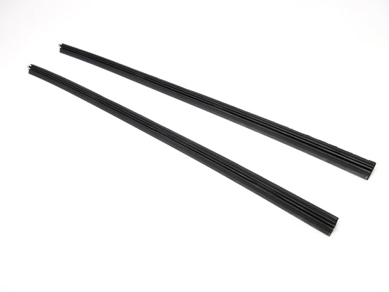 Windshield wiper blade insert set for Subaru 360 sedan / Custom / Sambar Van / Truck