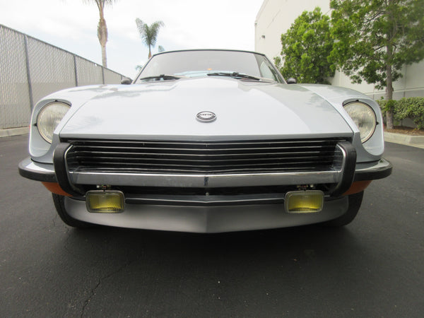 Custom Billet Grille for Datsun 240Z and early 260Z / JDM Fairlady Z 1969-78 Now Available!