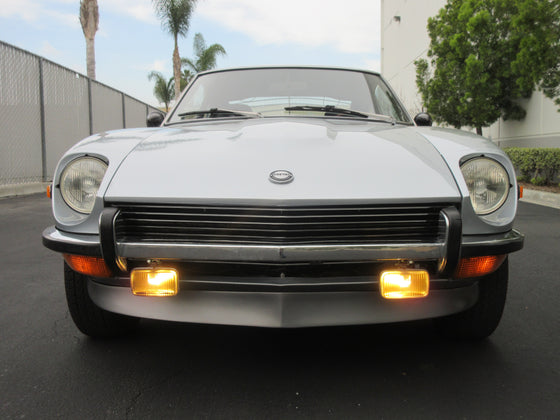 Original style fog lamp set for JDM Fairlady Z Datsun 240Z 510