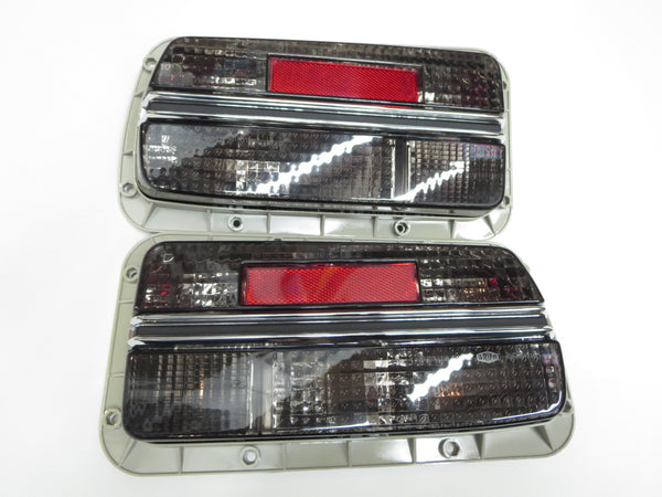 Smoke Tail lamp set for Datsun 240Z