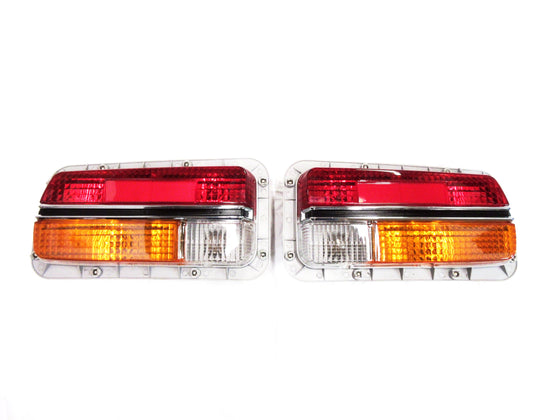 JDM/Euro-Spec Tail Lamp Set w/o Gaskets (Blem Unit)