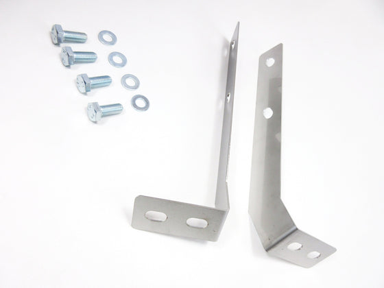 280Z to 240Z Front Bumper Conversion Bracket Kit Lightweight Version for US 1974-78 Datsun 260Z 280Z
