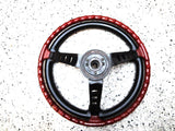 Genuine Nissan NOS Datsun competition steering wheel for Datsun 240Z 260Z 280Z 510 Skyline and more