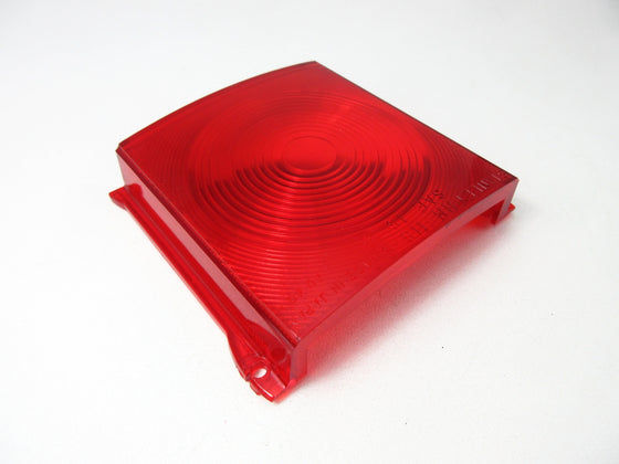 Honda S800M Tail Light Lens Export Type Red 1968-69 NOS
