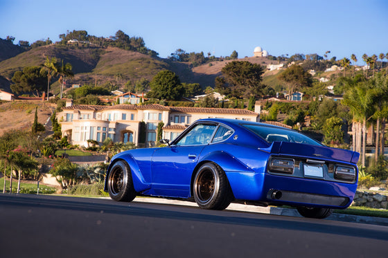 Star Road Fighter Super-Wide Body Kit for Datsun 240Z / 260Z / 280Z (Special One-Time Pricing)