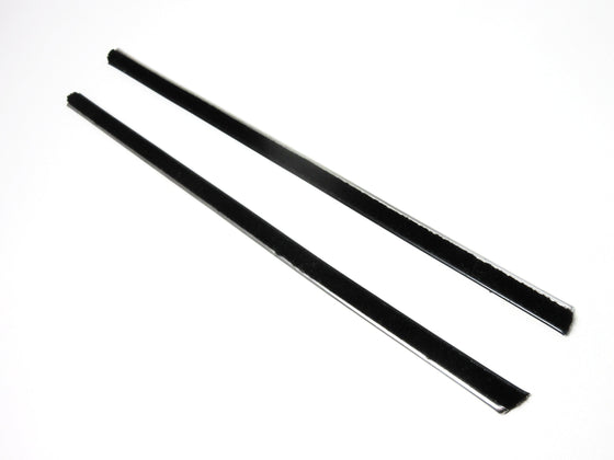 Vent window felt molding set for Subaru 360 sedan