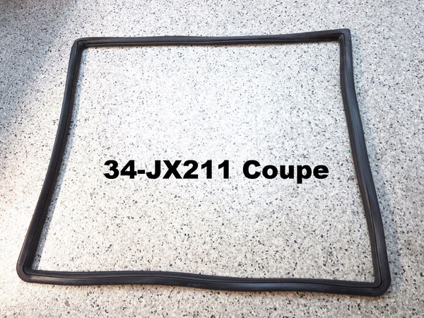 Datsun 280ZX rear hatch glass seal for Coupe or 2+2
