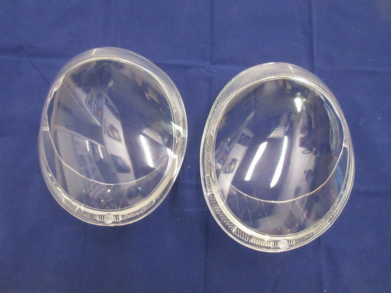 Subaru 360 Sedan Young SS Headlight Cover Set NOS