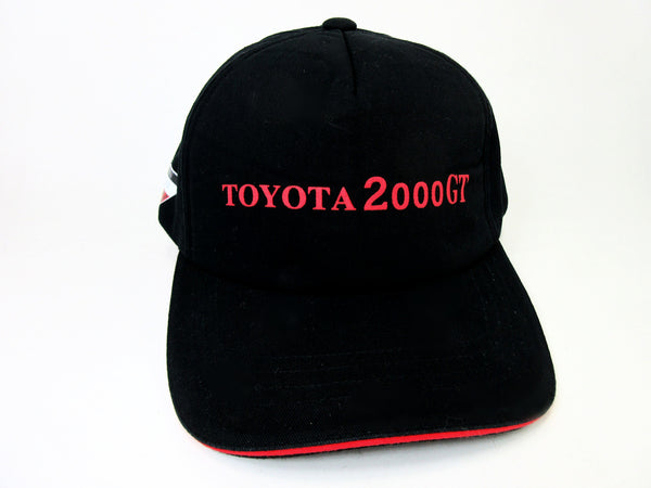 Toyota 2000GT Baseball cap with triangle badge