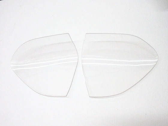 Toyota 2000GT Late Fog light cover set Reproduction