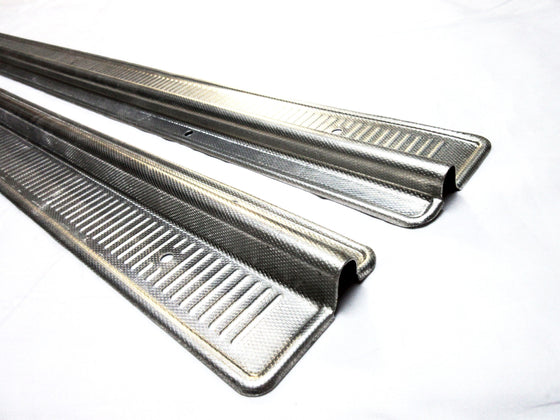 Kicking plate set Original type for Skyline Hakosuka 2 Door HT