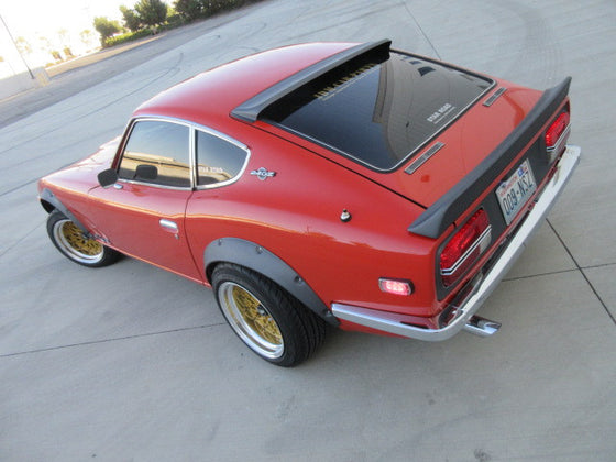 Rear aero deflector for Datsun 240Z 260Z 280Z (NO INT'L SHIPPING)