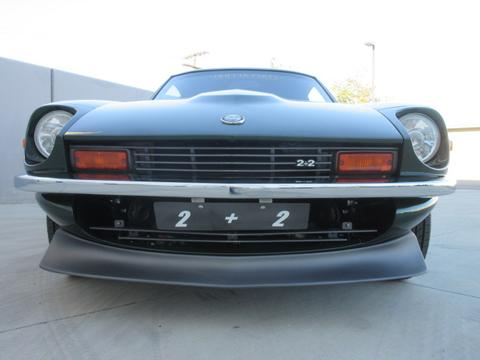 Bob Sharp GT33 Style Spoiler in Carbon Fiber Finish for Datsun 280Z US (NO INT'L SHIPPING)