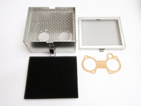 NISMO Type Air cleaner box assembly for Solex / Weber Carburetor by Speed Shop Kubo