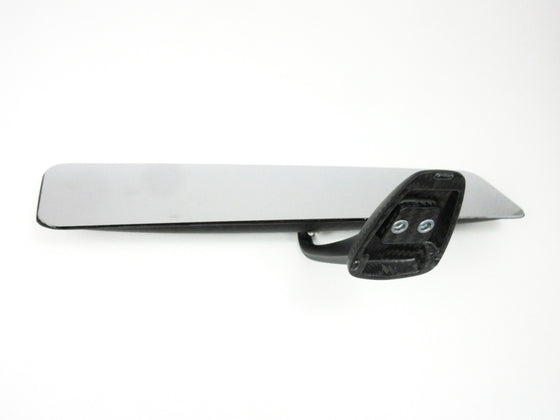 Dry Carbon Fiber Rear View Mirror with stock Flat Mirror Glass by 09 Racing for Nissan Skyline Hakosuka