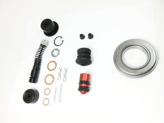 Clutch Master Cylinder, Slave Cylinder, and Bearing rebuilt kit  for Toyota 2000GT