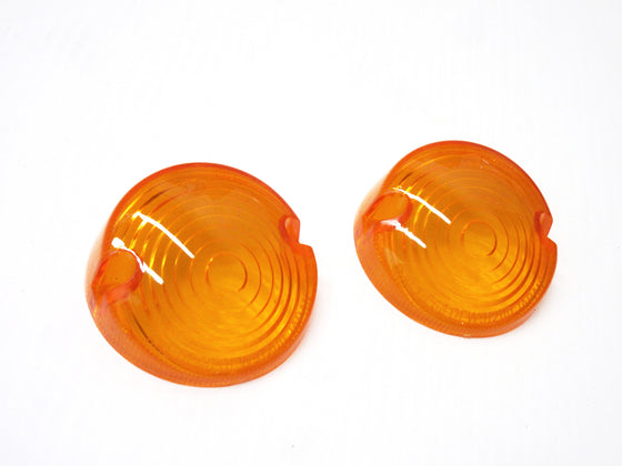 Subaru 360 Front Turn Light Lens Set