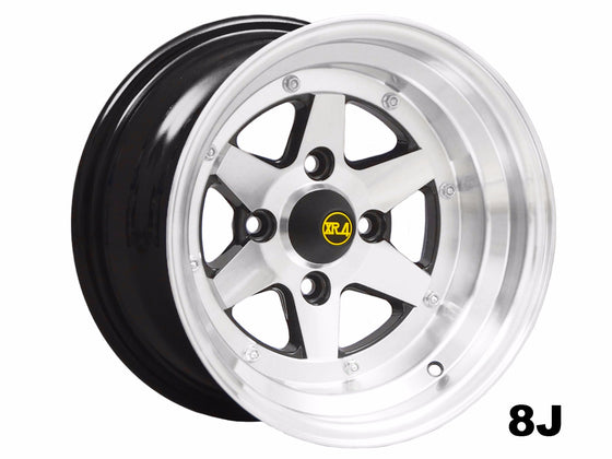 "SSR Longchamp XR4 Wheels 14"" Series for Vintage Japanese cars"