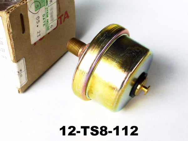 Oil pressure sender unit for Toyota Sport 800 NOS or Generic