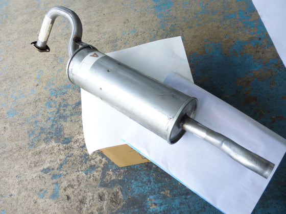 Muffler for Toyota Sports 800