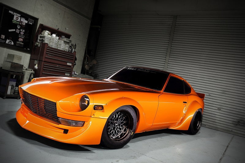 Star Road Full Body Kit For Datsun 240z 260z 280z Cars In Stock