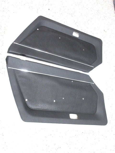 Datsun 240Z Genuine Nissan door panel Blem set NOS      Only one at this price SALE!