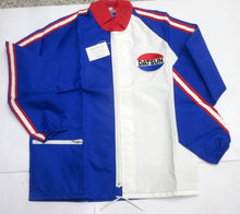 Datsun Jacket  New Old Stock from 70's  Blue / Red / White