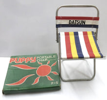 Datsun mini chair from 70's NOS with original box