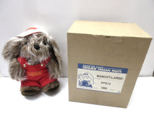 Datsun dog Plush Large NOS from 1983-84 era with Box