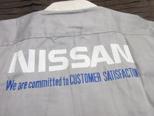 Genuine Nissan coverall for Nissan Employees only NOS Super Rare