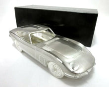 Toyota 2000GT Stainless Steel Cigar case made in Japan Super Rare!!!